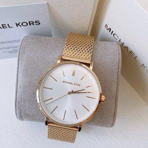 Michael Kors MK7150 Men's Auden Gold Tone Watch